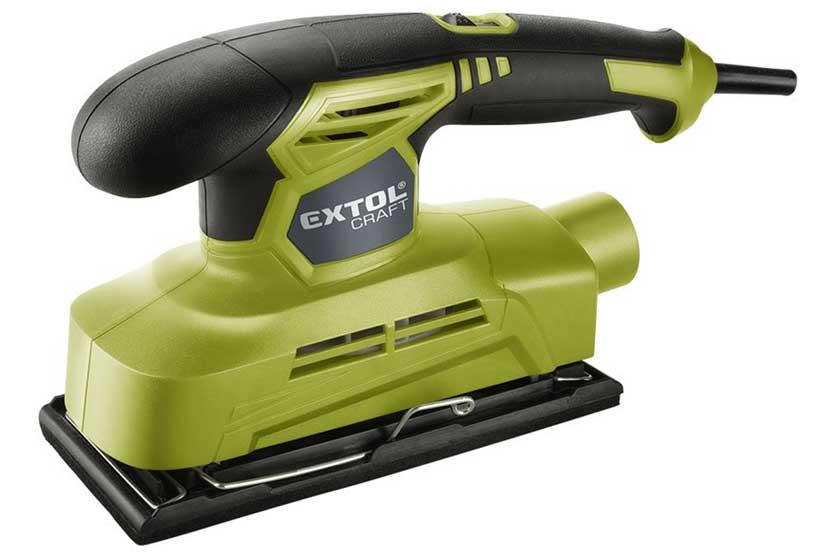 Bruska vibrační 150 W Extol 407114