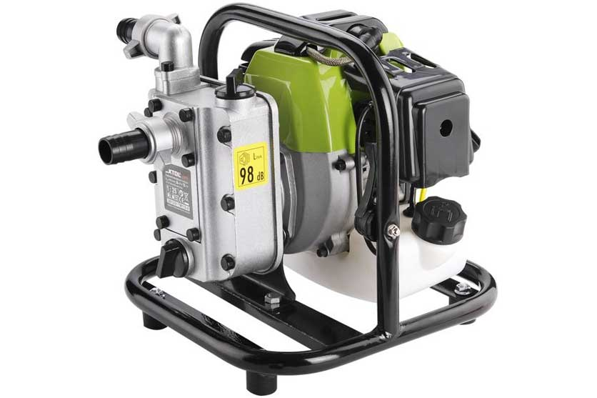 Čerpadlo motorové proudové 150 L / min Extol 414501