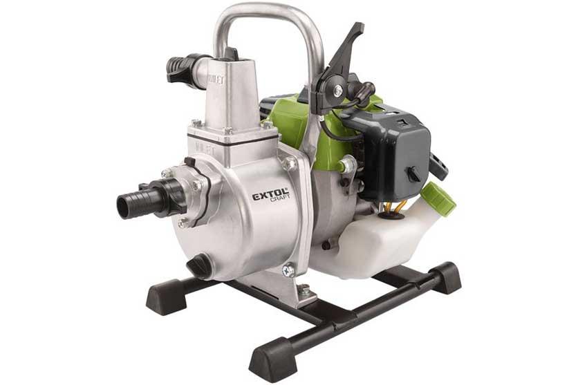 Čerpadlo Extol Craft motorové proudové 133L/min