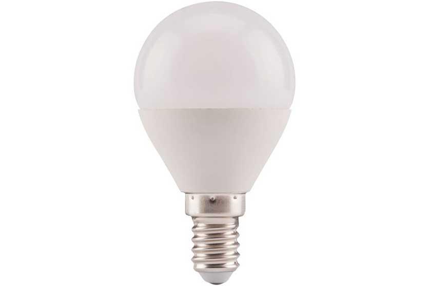 Žárovka LED mini, 5W, 410Lm, E14, teplá bílá, EXTOL LIGHT 43010