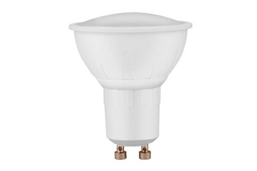 Žárovka LED reflektorová, 6W, 470Lm, GU10, denní bílá, EXTOL LIGHT 43034
