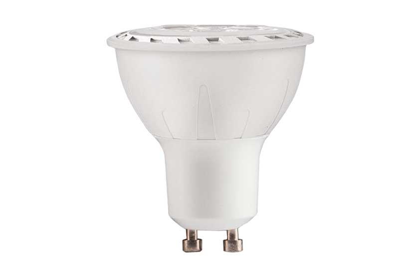 Žárovka LED reflektorová, 7 W, 580 lm, GU10, teplá bílá, Extol Ligh