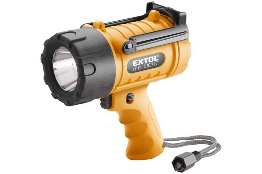 Svítilna 5W Led Extol Premium 43113 vodotěsná