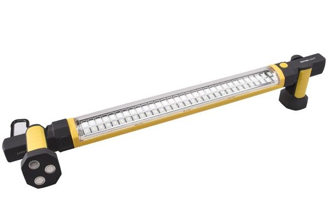 Světlo pracovní 1200 lm délka 75 cm rotační Extol Nářadí 0.975Kg MA43157