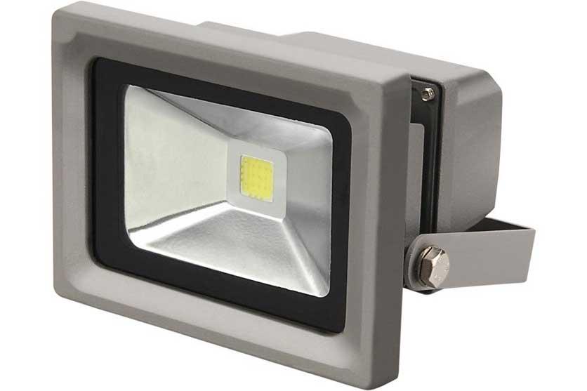 Reflektor LED 10 W s konzolí bílý Extol