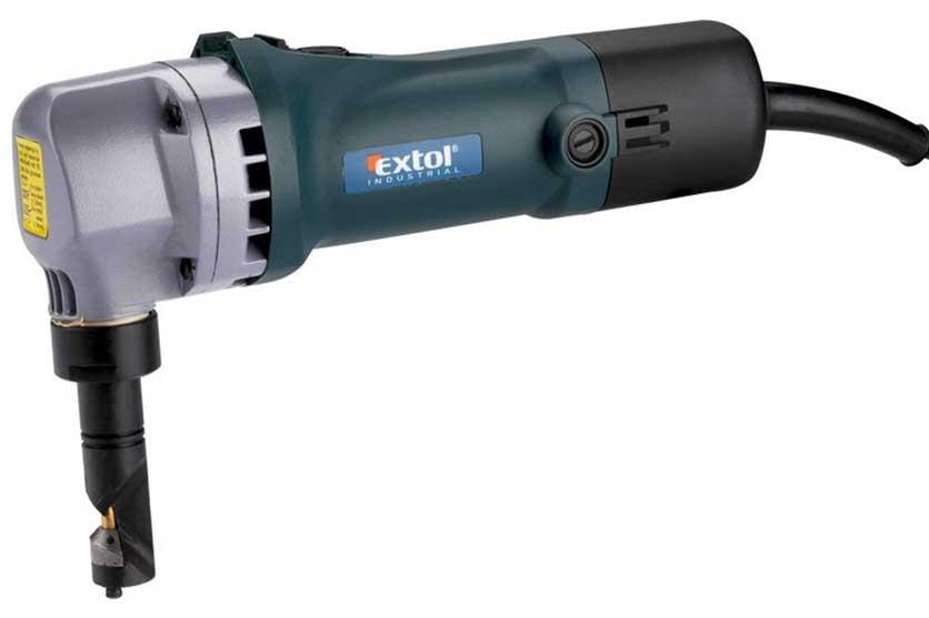 Nůžky na plech elektrické Extol Industrial IES 16-500