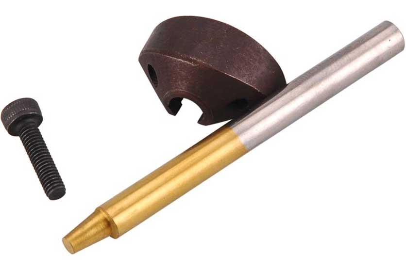 Náhradní razník s příslušenstvím pro elektrické nůžky na plech