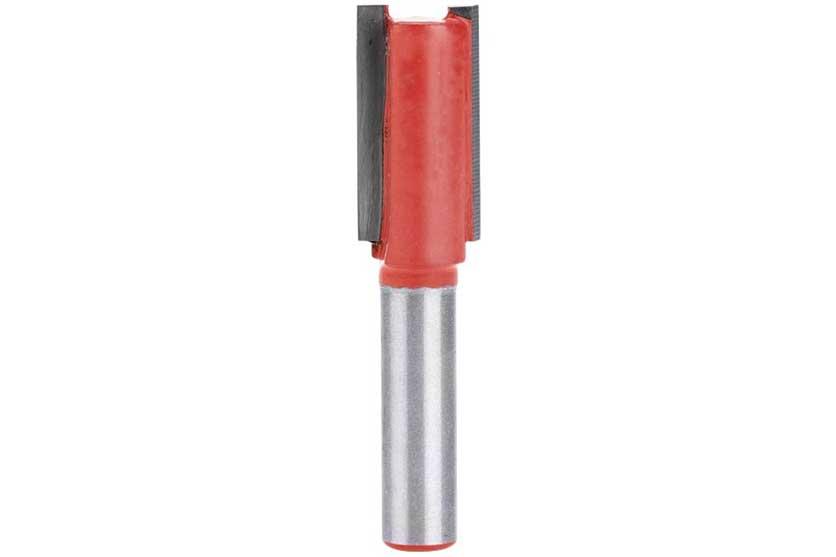 Fréza stopková do dřeva drážkovací D6,3xH25, stopka 8mm
