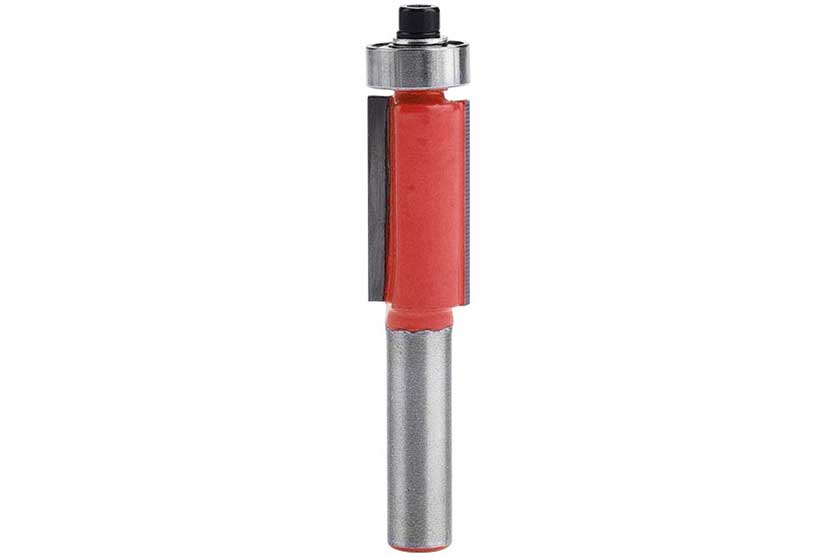 Fréza stopková do dřeva kopírovací D12,7xH25, stopka 8mm