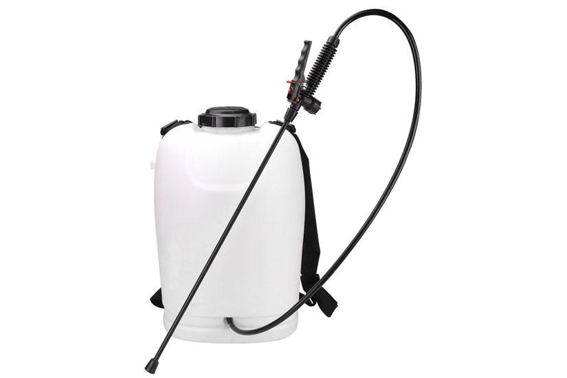 Postřikovač tlakový  akumulátorový na záda se zásobníkem 18 litrů  Extol Premium