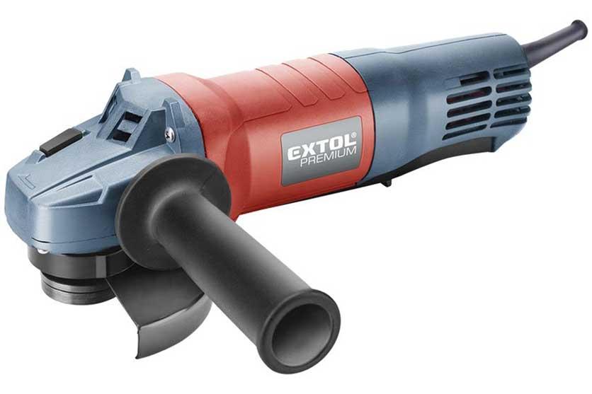 Bruska úhlová 125 mm 900 W Extol Premium 8892025