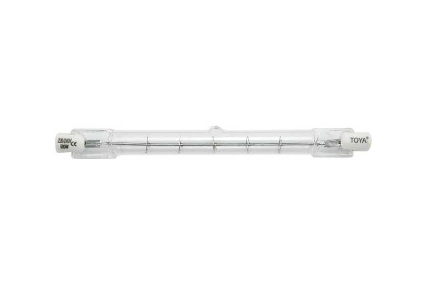 Žárovka halogenová 120 W s paticí R7s,  délka 78 mm