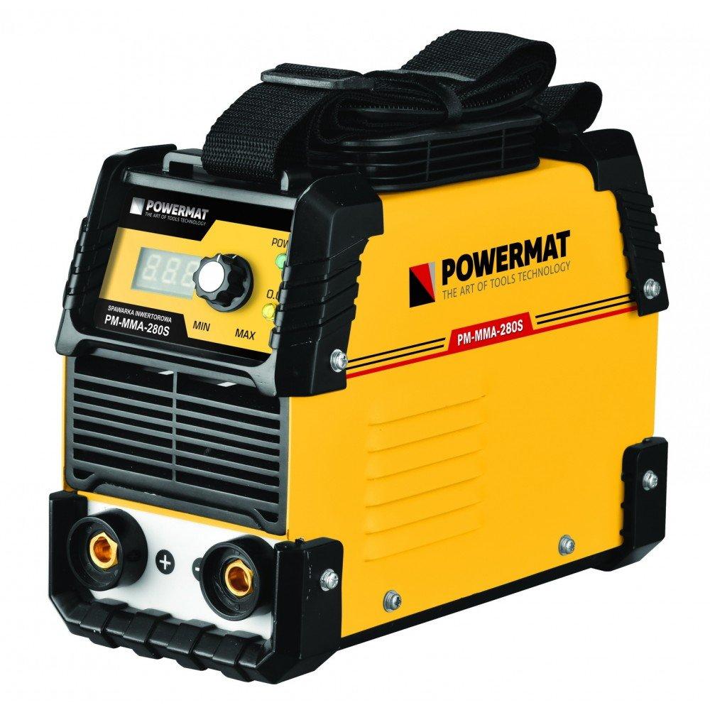 Invertorová svářečka 280A IGBT PM-MMA-280S POWERMAT