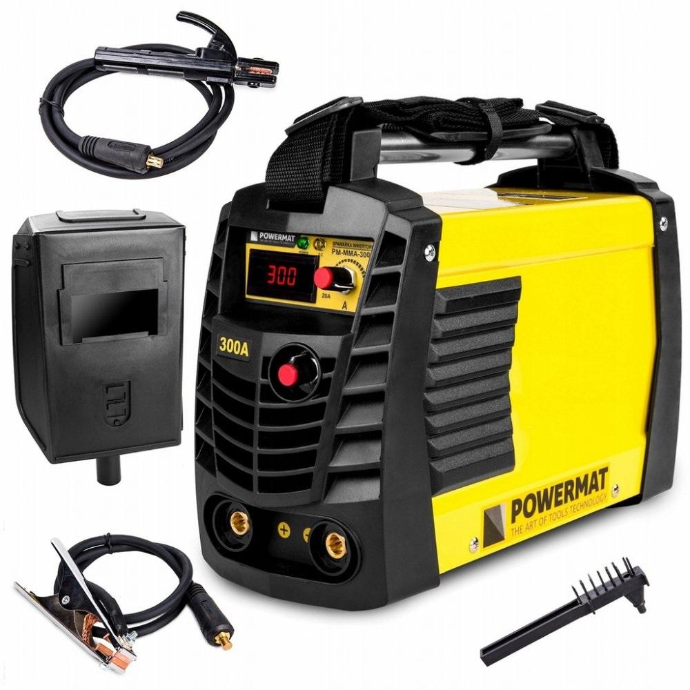 POWERMAT PM-MMA-300SP Invertorová svářečka 300A IGBT
