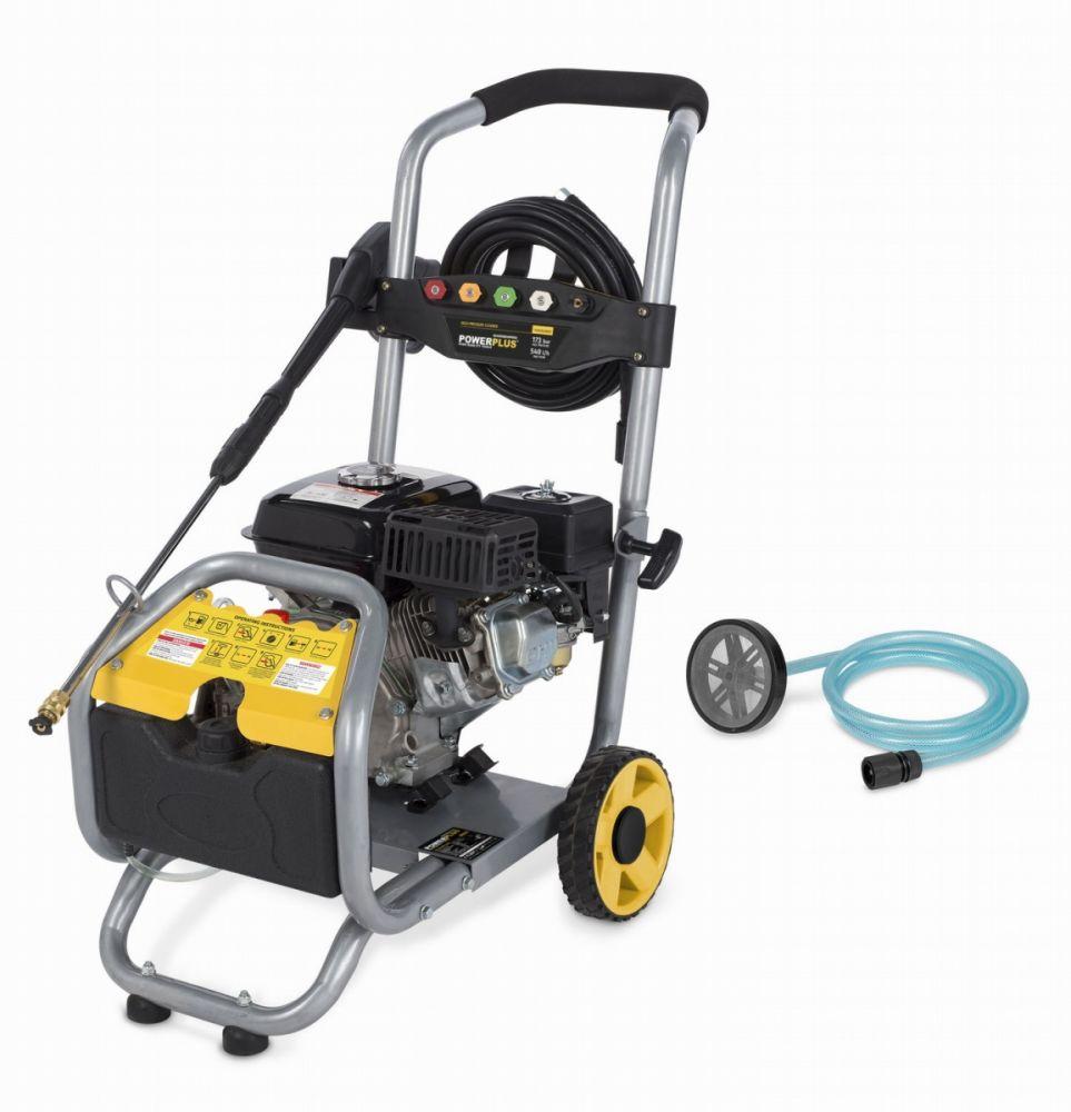 POWERPLUS Benzinová tlaková myčka s čerpadlem 196cc 170bar POWXG9009 Nářadí-Sklad 2 |  Kg