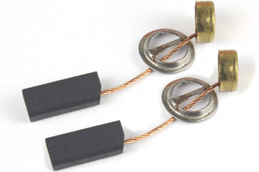 Uhlíky - uhlíkové kartáče  k elektrickému nářadí 5x8x18mm (sada 2kusy)