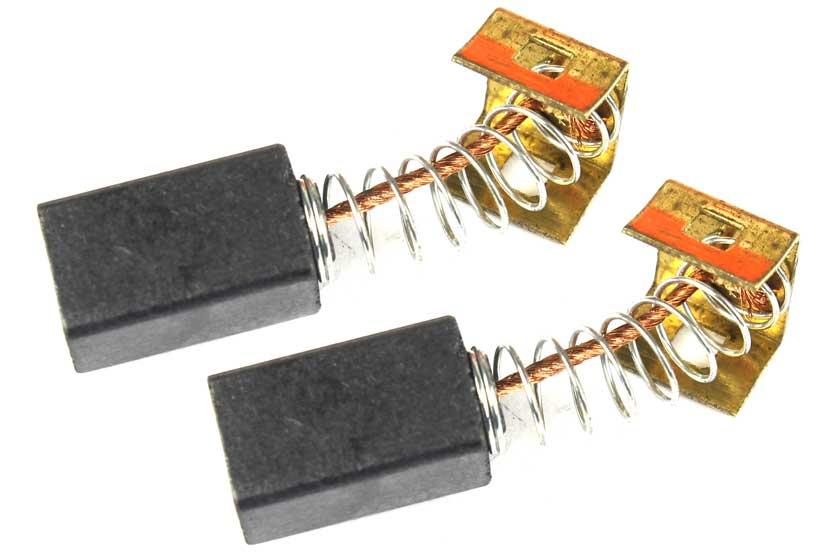 Uhlíky - uhlíkové kartáče  k elektrickému nářadí 6,5x8x13mm (sada 2kusy) Nářadí 0.05Kg S12501