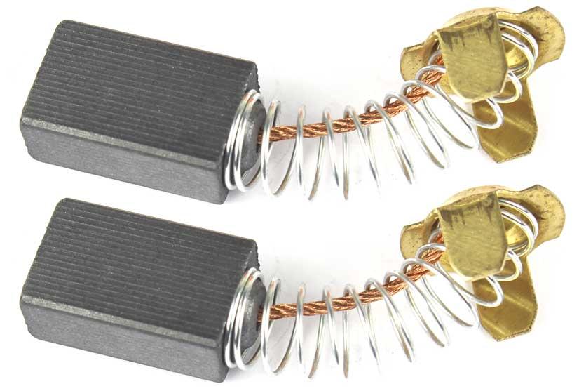 Uhlíky - uhlíkové kartáče  k elektrickému nářadí 7x11x17mm (sada 2kusy) - S18001