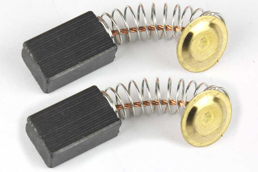 Uhlíky - uhlíkové kartáče  k elektrickému nářadí 7x11x17mm  (sada 2kusy) - S18002