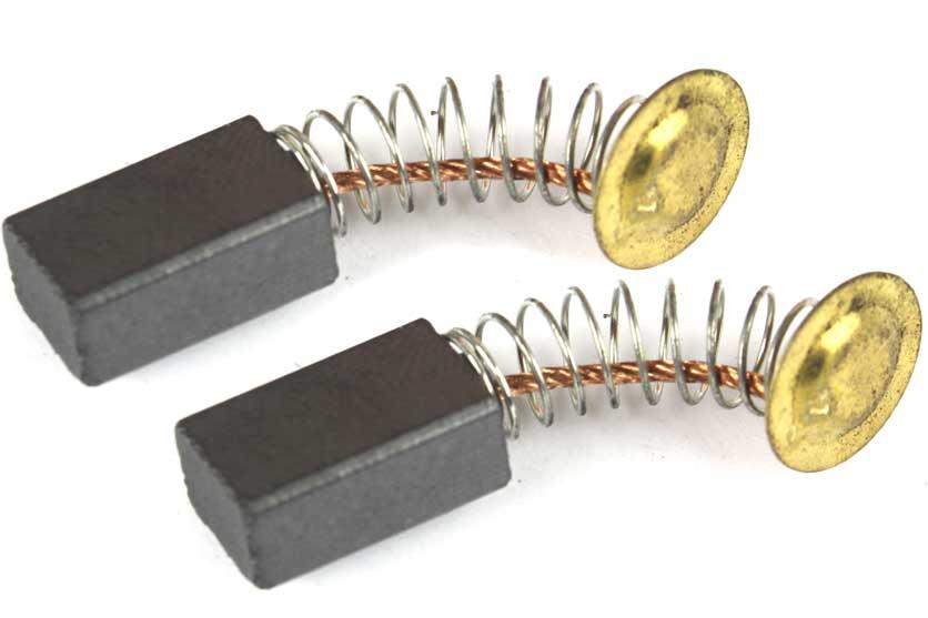 Uhlíky - uhlíkové kartáče  k elektrickému nářadí 6x9x14mm (sada 2kusy) Nářadí 0.05Kg S18004