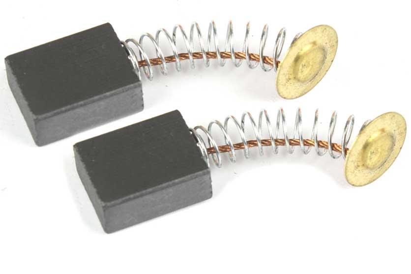 Uhlíky - uhlíkové kartáče  k elektrickému nářadí 8x14,5x18mm (sada 2kusy)