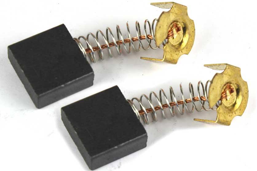 Uhlíky - uhlíkové kartáče  k elektrickému nářadí 8x18x16mm (sada 2kusy)