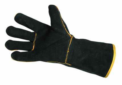 SANDPIPER BLACK - svářečské rukavice velikost 11