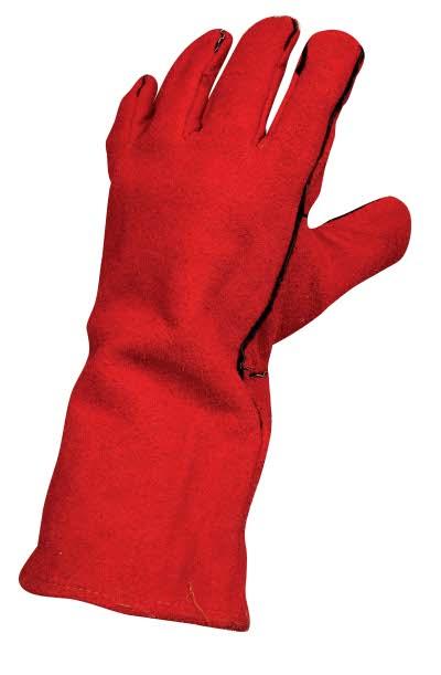 SANDPIPER RED - svářečské rukavice velikost 11