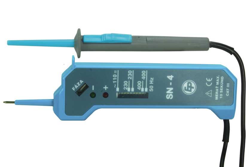 Zkoušečka napětí SN-4 Vadaska 110-400V