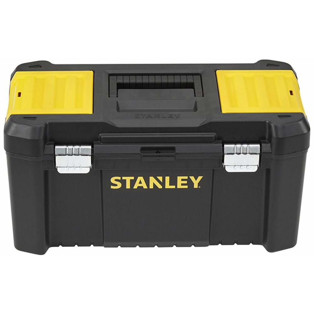 """STANLEY Kufr 16"""" box plastový s kovovou přezkou 40x20x20 cm"""