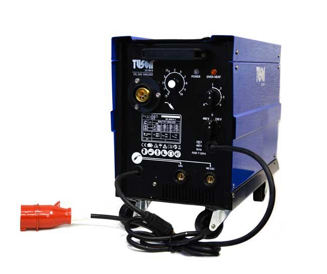 TUSON - Svářecí stroj pro sváření MIG/MAG SV190-R  230V/400V