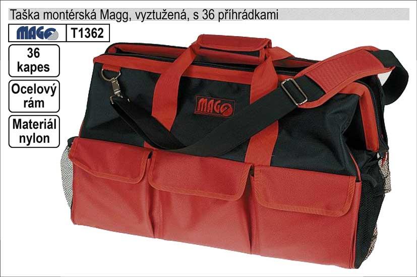 Taška MAGG montérská s popruhem přes rameno