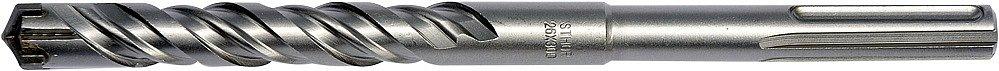 Vrták do betonu čtyřbřitý SDS max 28x300mm Nářadí 0.875Kg TO-23378