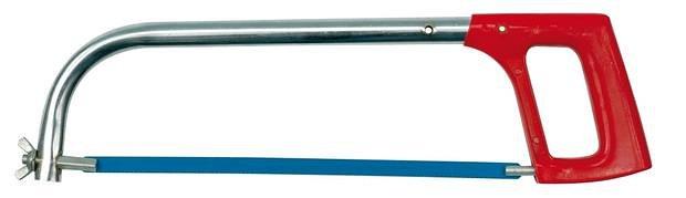Pila na kov , pro pilový list délky 300 mm, celokovová, Vorel