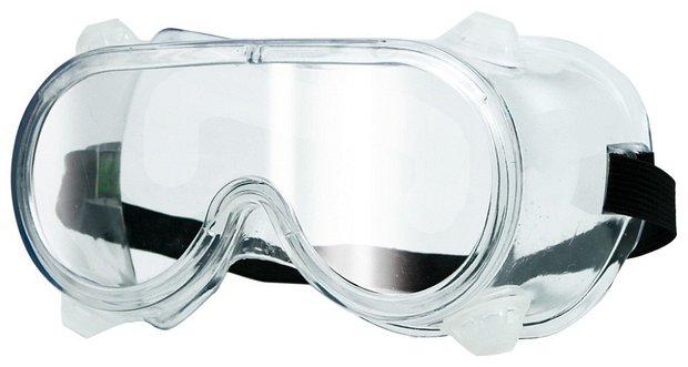 Brýle ochranné na gumičku HF-105