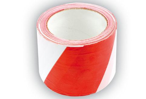 Páska výstražná vytyčovací bez nápisu 75mm/100m