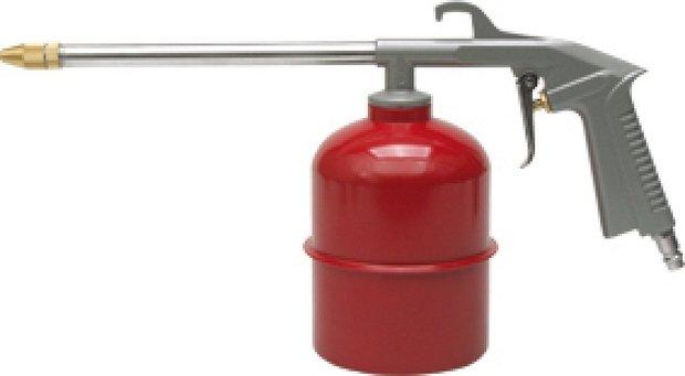 Mycí vzduchová pistole s nádobkou 895ml Vorel