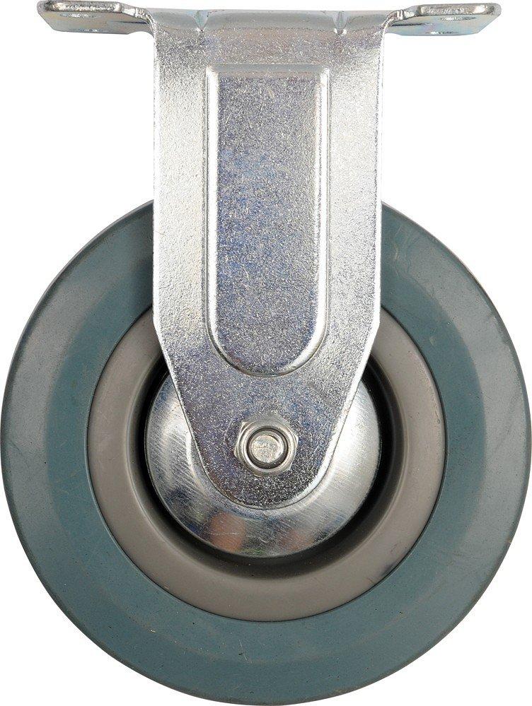 Kolečko pevné, gumové  20kg 50/16/72mm