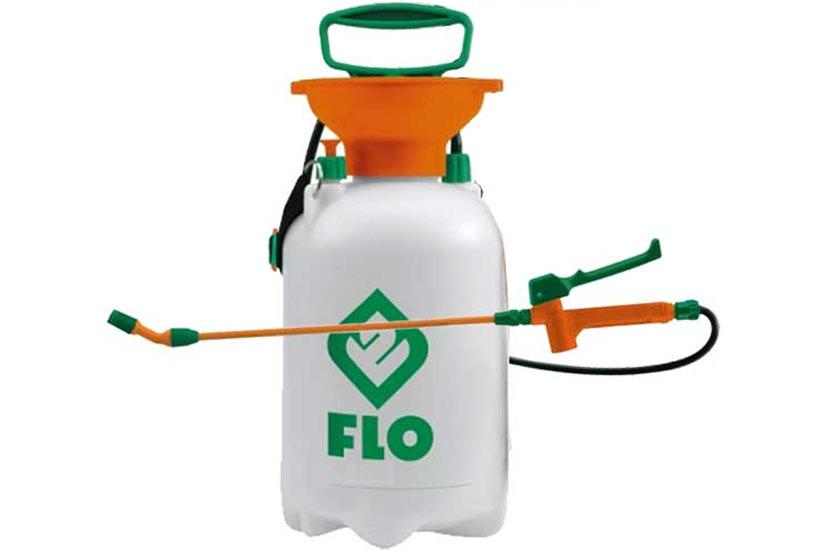 Postřikovač tlakový  přes rameno se zásobníkem 5 litrů  FLO