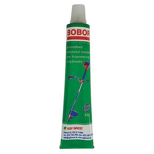 Převodové plastické mazivo pro křovinořezy a vyžínače 50g Bobor Garden