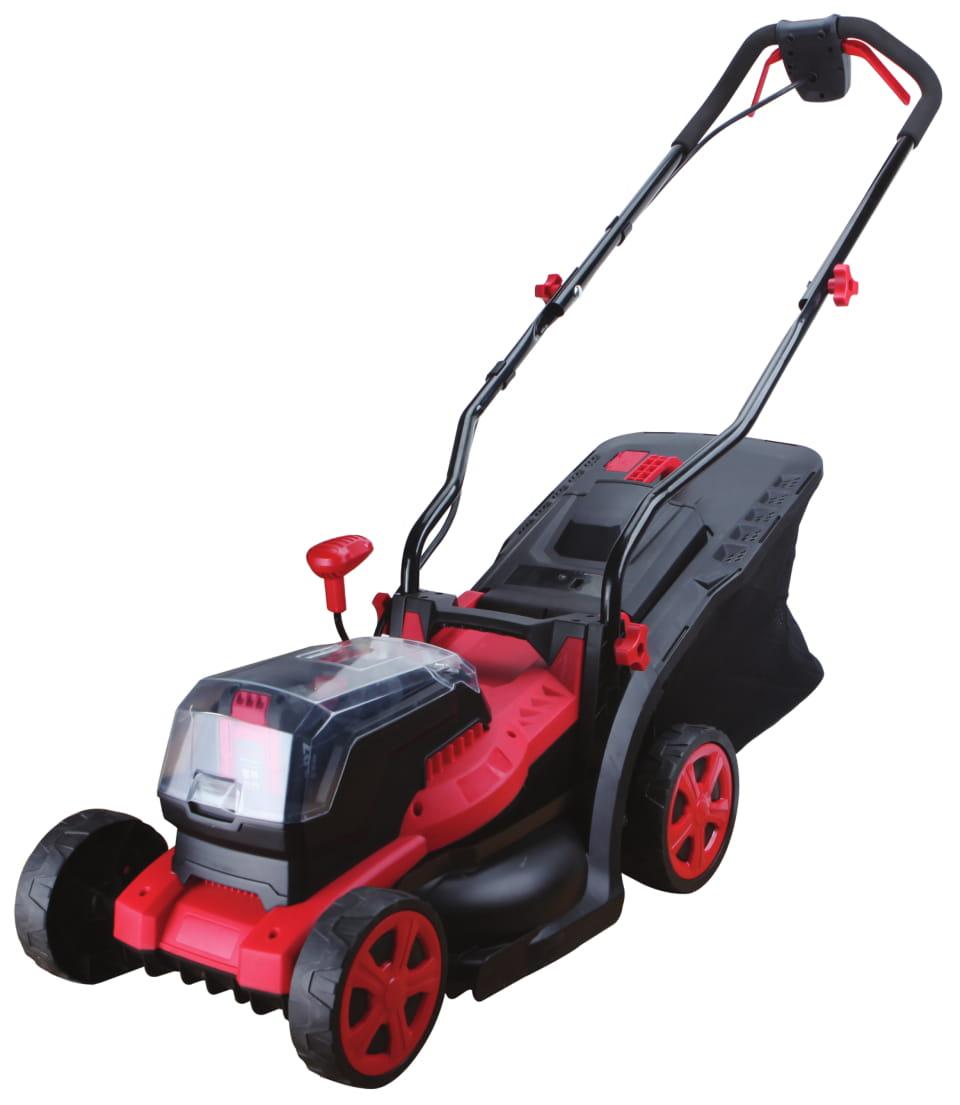 Aku zahradní sekačka 340mm, 35litrů (S20Li) Worcraft CLM-S40Li bez baterie a nabíječky Nářadí 11.5Kg TR111183