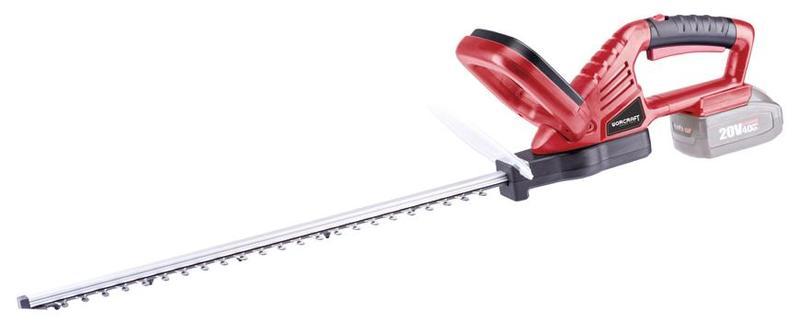 WORCRAFT Aku plotostřih, nůžky na živé ploty 20V CHT-S20Li (bez baterie a nabíječky)