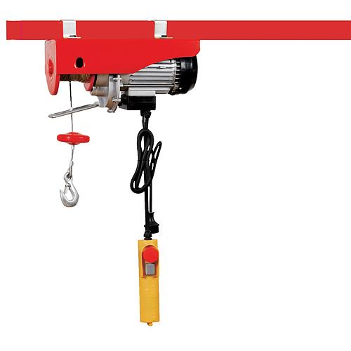 Elektrický lanový zvedák Strend Pro 800/400kg