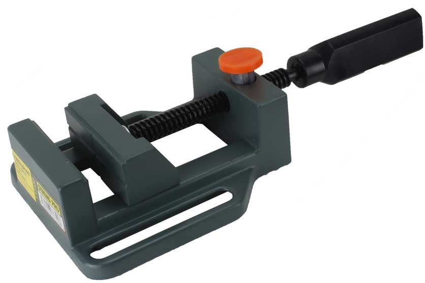 Svěrák na stojanovou vrtačku šíře 65mm rychloupínací Strend Pro