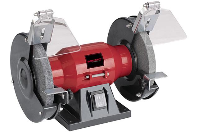 Bruska dvoukotoučová 150W Worcraft BG20-150