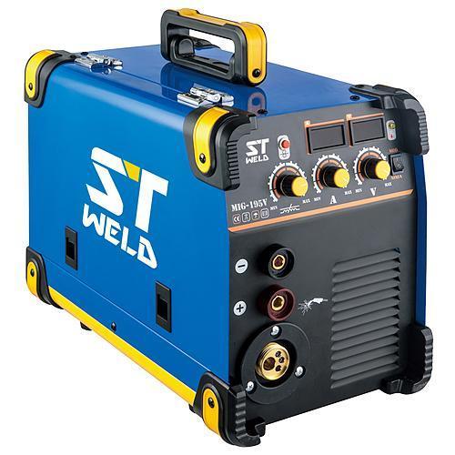 Kombinovaná poloautomatická svářečka CO2 ST-WELDING MIG-195 MIG/MAG/MMA 220V 190A