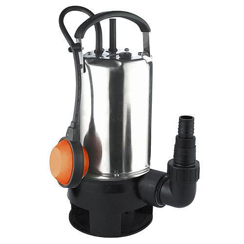 Kalové ponorné čerpadlo na vodu 1100W nerez, STREND PRO OWP-1100 (119119) Nářadí 6.6Kg TR119119
