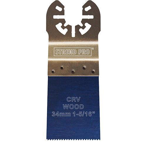Pilový list 34mm HCS nástroj pro oscilační multifunkční brusky Nářadí 0.06Kg TR119250