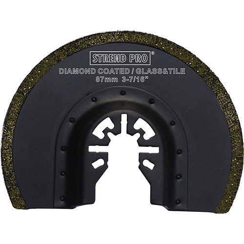 STREND PRO diamanotový kotouč 85mm HM, nástroj pro oscilační multifunkční brusky