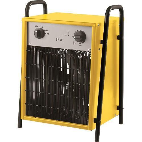 Elektrický přímotop 9kW / 400V topidlo ohřívač Strend Pro Nářadí-Sklad 2 |  Kg